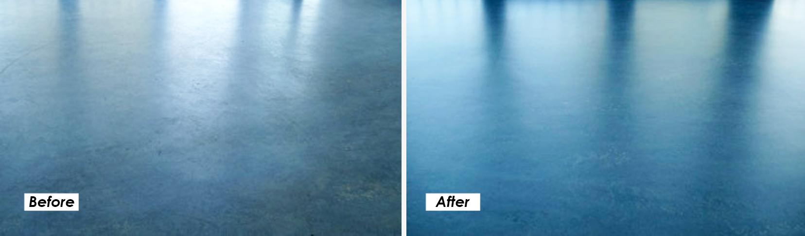 residential floor renovation