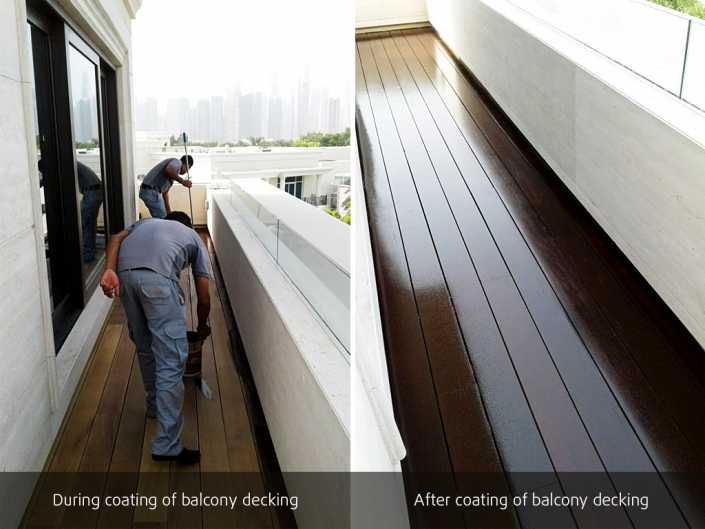 decking in Dubai UAE
