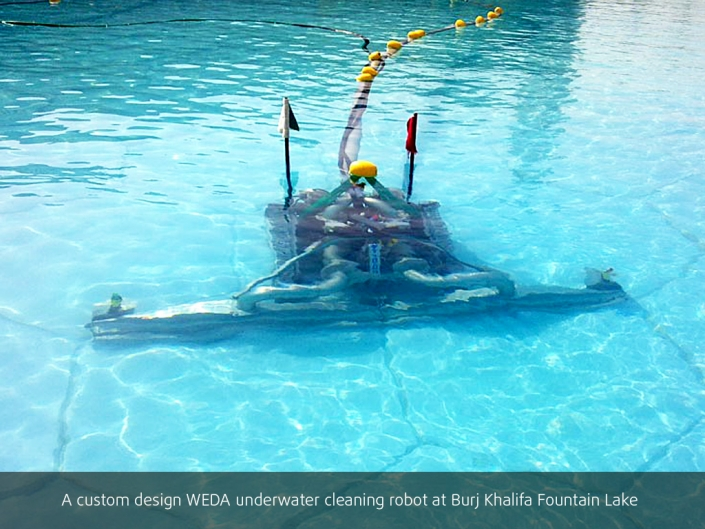pool cleaning robots in dubai